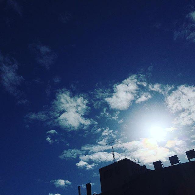 直感(=゚ω゚)閃き♪そんな時は、0.5秒で即実行!!直感で撮った時は、いつも綺麗な写真📸 #健康整体の家つみき #健康整体 #操体法 #女性スタッフ #直感 #閃き #即実行 #福島市 #fukusima #不思議
