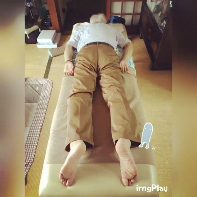 体の痛みは特にないが体の芯が硬いTさん。「何となく悪くない感じ」で全身楽になった「ありがとう(^^)」と笑顔を頂きました!#健康整体の家つみき #健康整体 #整体 #操体法 #福島 #福島市整体 #飯坂 #飯坂整体 #出張整体 #仕事の疲れ #肩こり #首のこり #背中の張り #ふくらはぎの張り #体のねじれ #ありがとう #笑顔