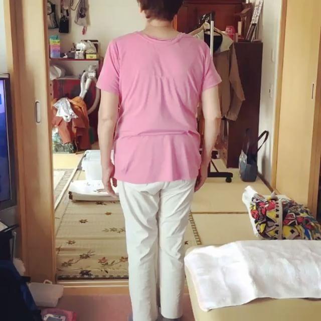 足が重だるい。立っているのがつらいというRさん!捻れを整えて、少し一緒に動いてもらうと「軽い」「楽になった」と台所仕事を無理なく行なっている姿を見せて下さいました♪#健康整体の家つみき #健康整体 #操体法 #福島市 #福島市整体 #飯坂 #飯坂整体 #bodywork #bodypreparation #health #fukushima #japan #足首痛 #膝痛 #腰痛 #肩こり #首こり #太ももの痛み #立っているのがつらい #圧迫骨折 #脳梗塞 #右片麻痺